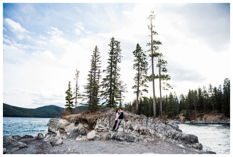 Banff Photographer - Lake Minniwanka