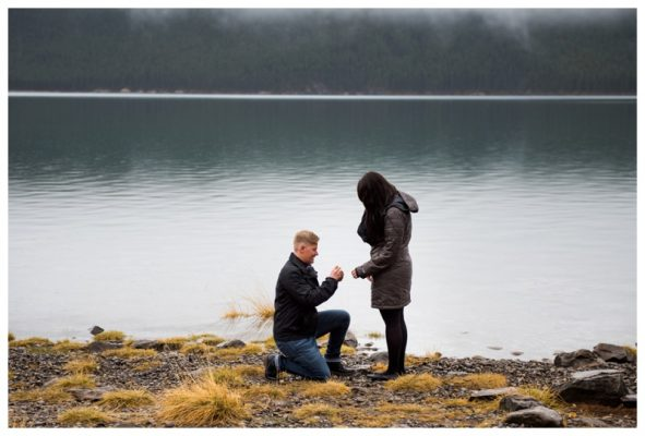 Banff Proposal Photography | Carrier & Christie | Banff Photographer