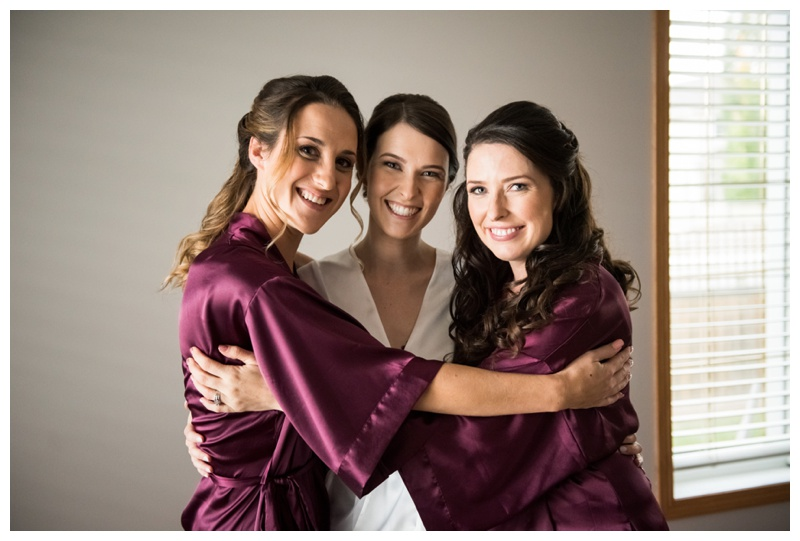 Bridesmaid Photos - Calgary Wedding Photographer