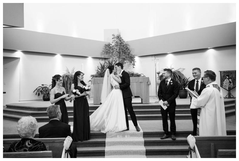 Calgary Church Wedding Ceremonies