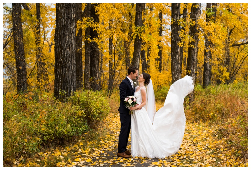 Calgary Golf Course Wedding - Carnmoney Golf & Country Club Wedding