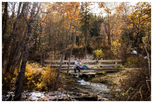 Big Hill Spring Park Maternity Session | Mike & DJ | Cochrane Maternity Photographer