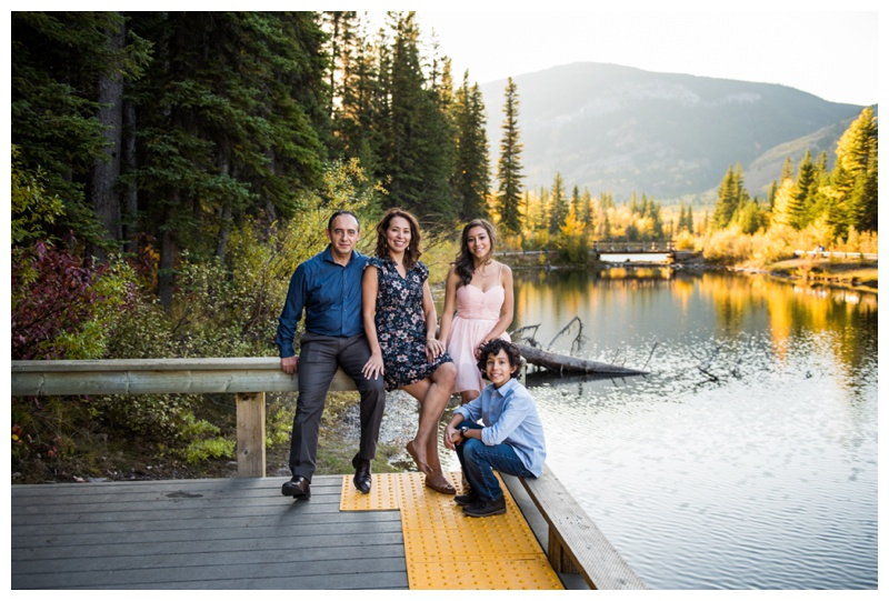 Canmore Fall Family Photography