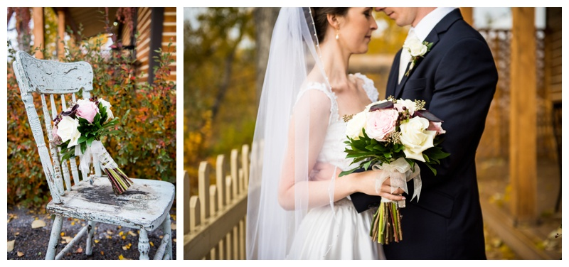 Fall Wedding Photography - Calgary Alberta