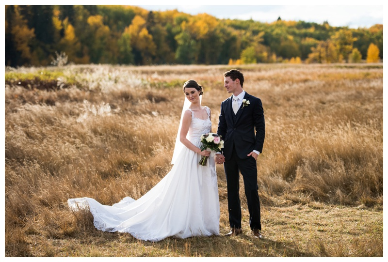 Fish Creek Park Wedding - The Bow Valley Ranche Restaurant