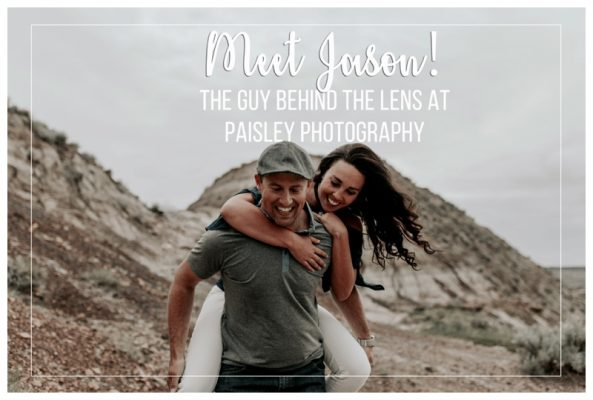 The Guy Behind the Lens At Paisley Photography | Canmore Wedding Photographer