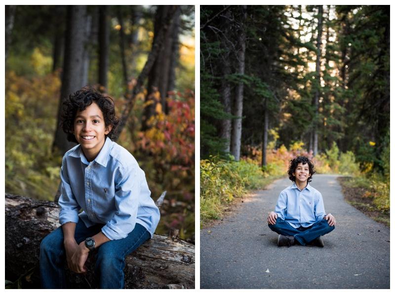 Mountain Family Photos Canmore