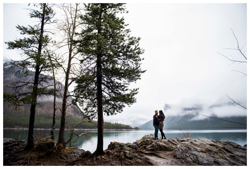 Proposal Photographer - Banff Alberta