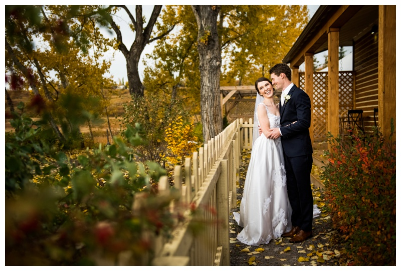 The Ranche In Fish Creek Park Wedding - Calgary Wedding Photography
