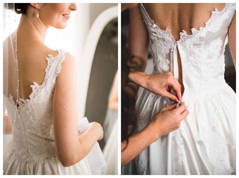 Why Its Ok That Your Wedding Dress Gets Dirty