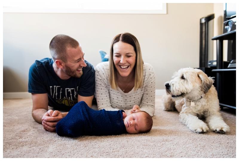 Baby Photography Cochrane Alberta