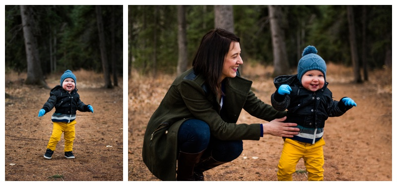 Calgary Fish Creek Park Family Photographer