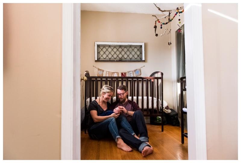 Ingelwood At Home Newborn Photography Calgary