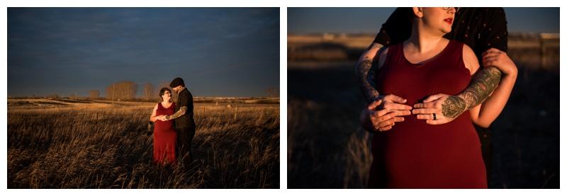 Maternity & Newborn Photographer Calgary Alberta