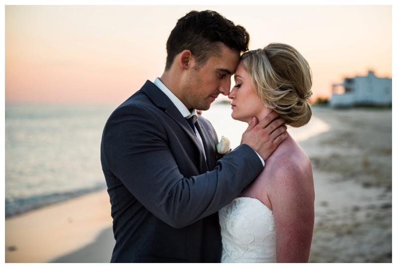 Beach Destination Wedding Photos - Now Jade Resort Cancun