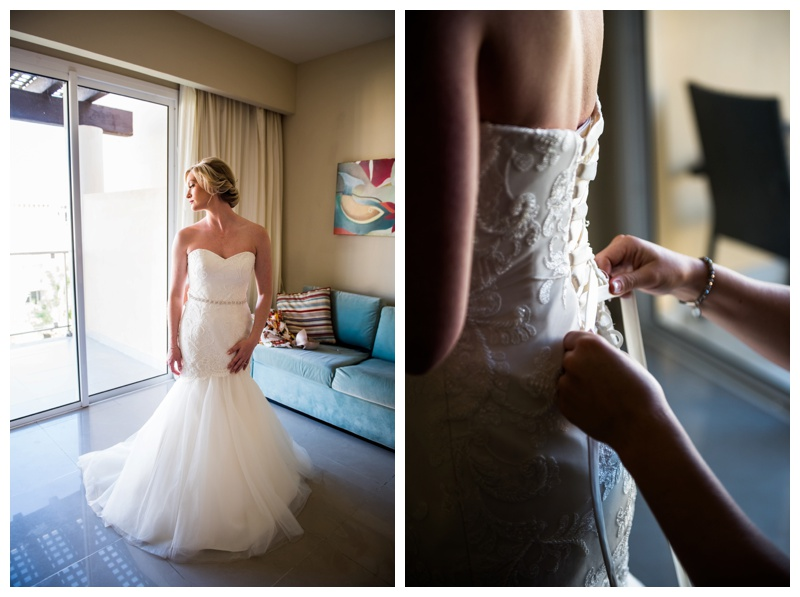 Bridal Prep Wedding Photography - Now Jade Cancun