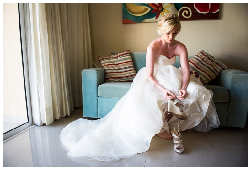 Bridal Prep Wedding Photos - Calgary Alberta