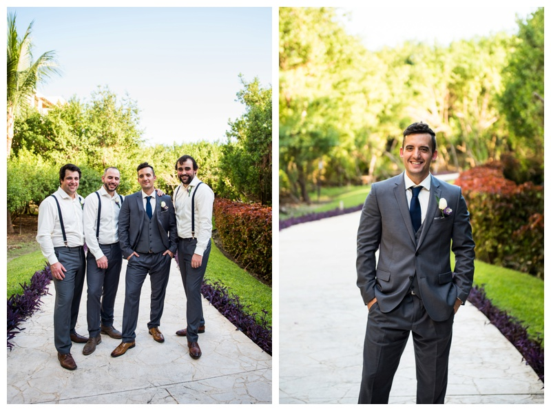 Calgary Wedding Photographer - Groomsmen Photography