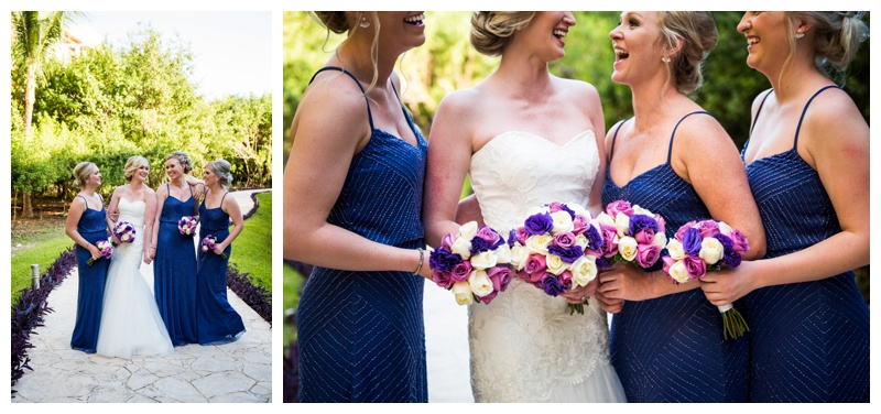 Calgary Bridesmaid Photos - Calgary Wedding Photographer