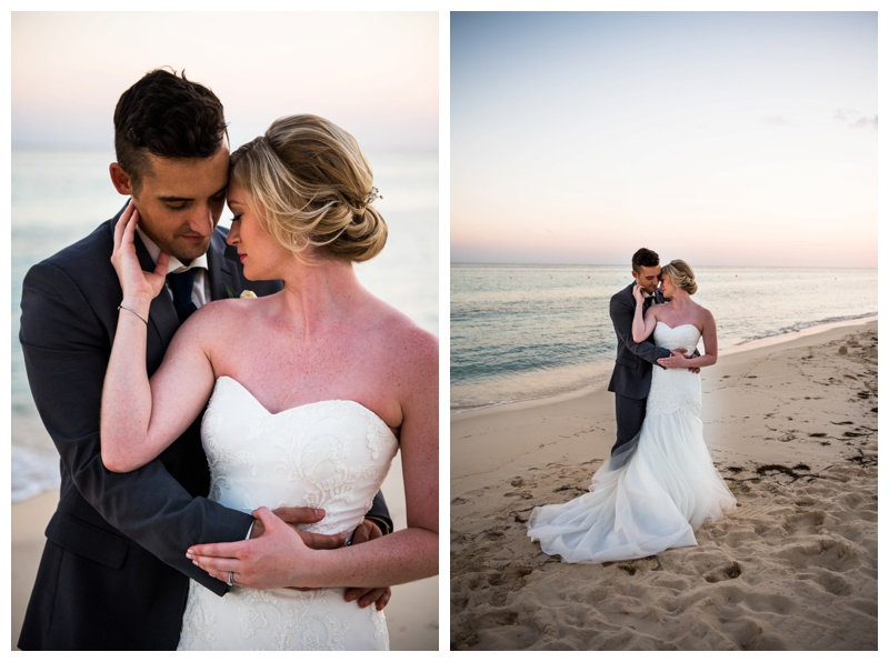 Cancun Beach Wedding - Calgary Wedding Photographer