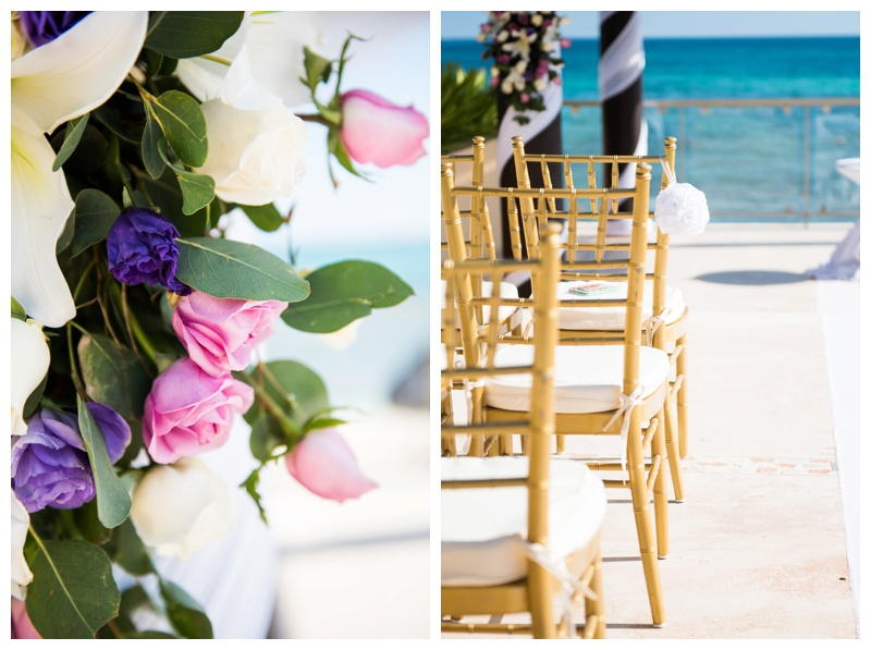 Cancun Destination Wedding Ceremony