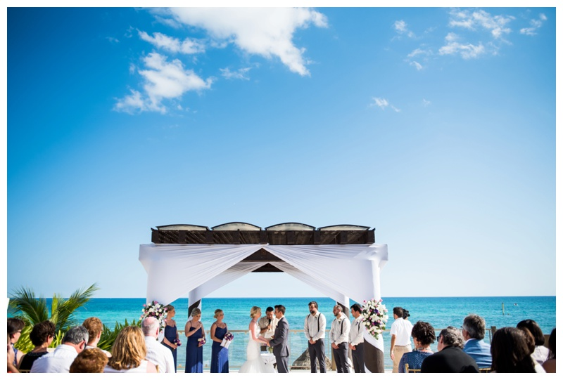 Cancun Wedding Ceremonies - Now Jade Riviera Cancun