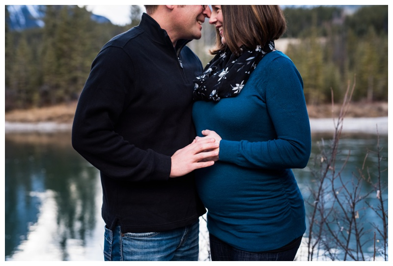Canmore Maternity Photography