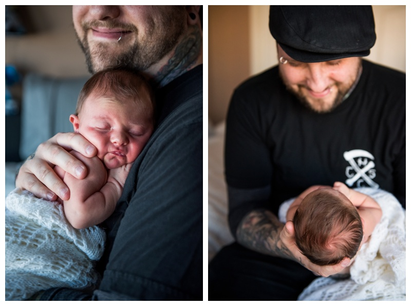 Cochrane Lifestyle Newborn Photographer