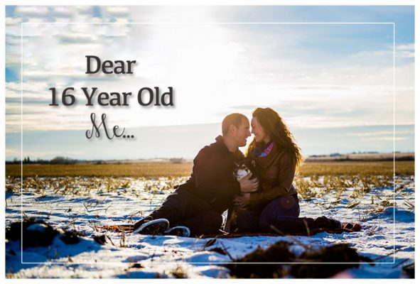 Dear 16 Year Old Me | Calgary Wedding Photographer
