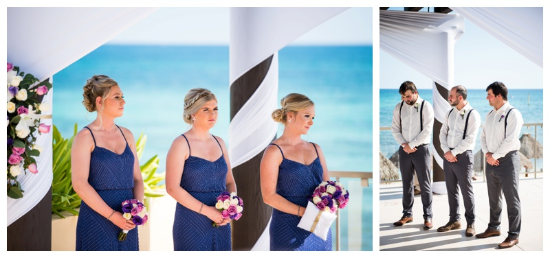 Destination Wedding Ceremony - Cancun Now Jade Riviera