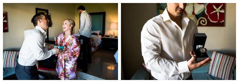 Getting Ready Photos - Cancun Destination Wedding Photography