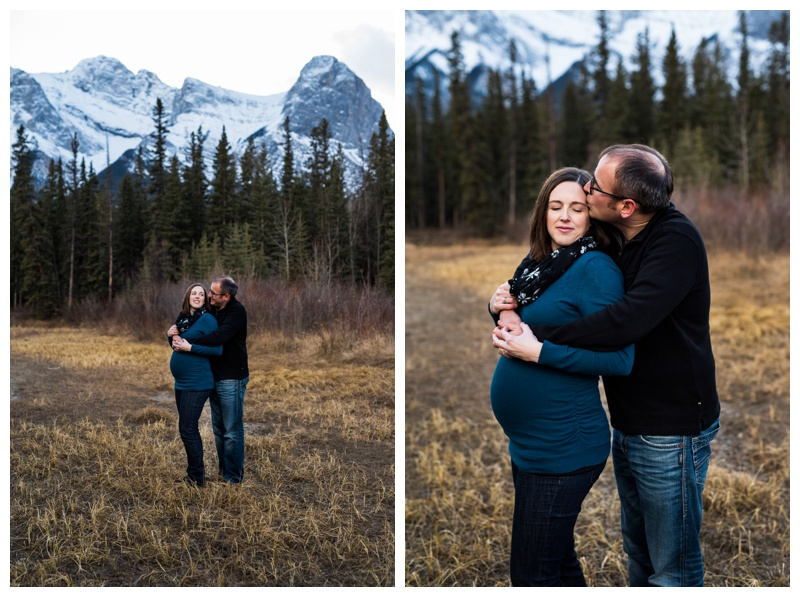 Maternity Photographer - Canmore Alberta