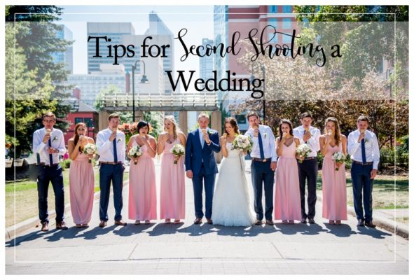 Tips for Second Shooting a Wedding | Calgary Wedding Photographer