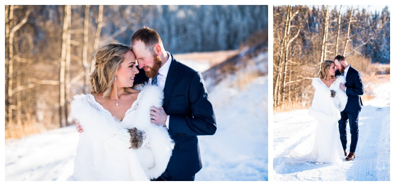 Cochrane Ranche House Wedding Photos