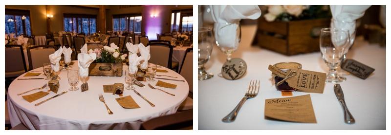 Cochrane Ranche Wedding Reception
