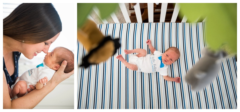 In Home Newborn Photographer Calgary Alberta