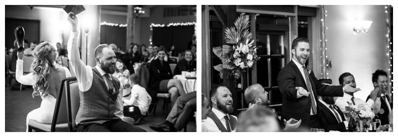 Ranchehouse Wedding Reception - Cochrane Weddings