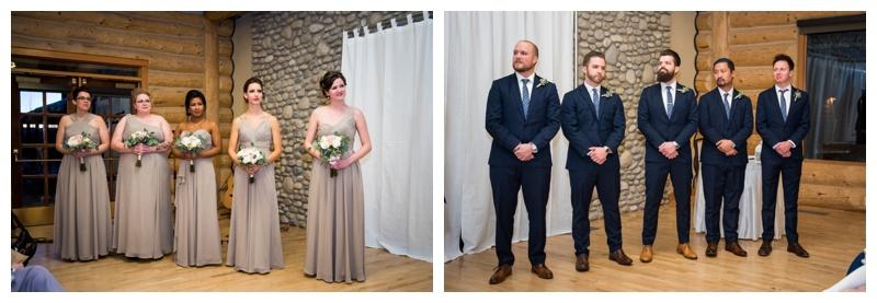 Wedding Ceremony Photography Cochrane Alberta
