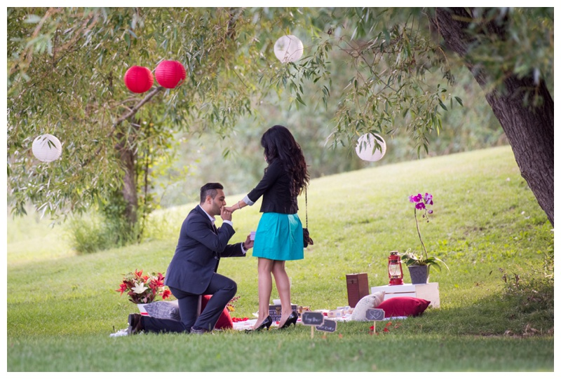 Wedding Proposal Photographer Calgary