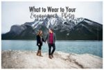What to Wear to Your Engagement Photos | Calgary Engagement Photographer