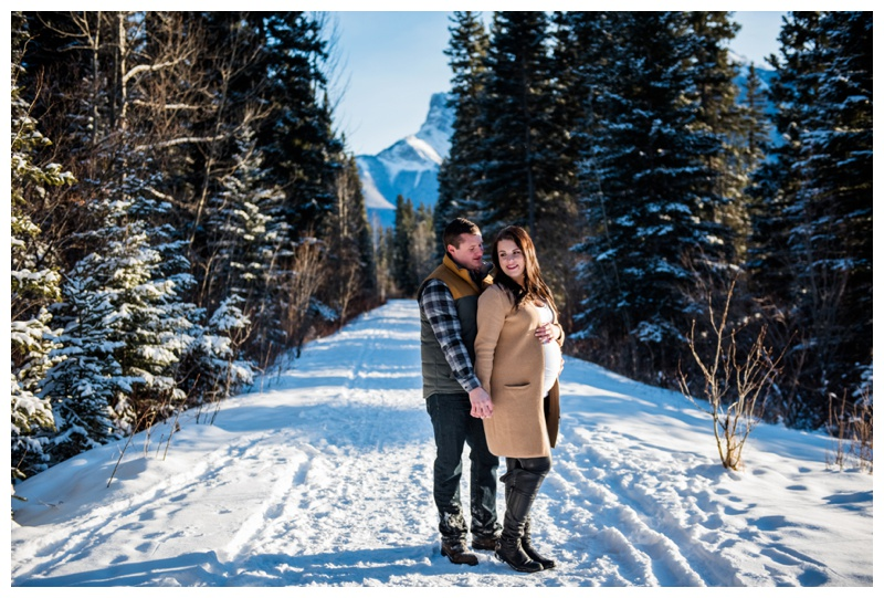Banff Maternity Photography
