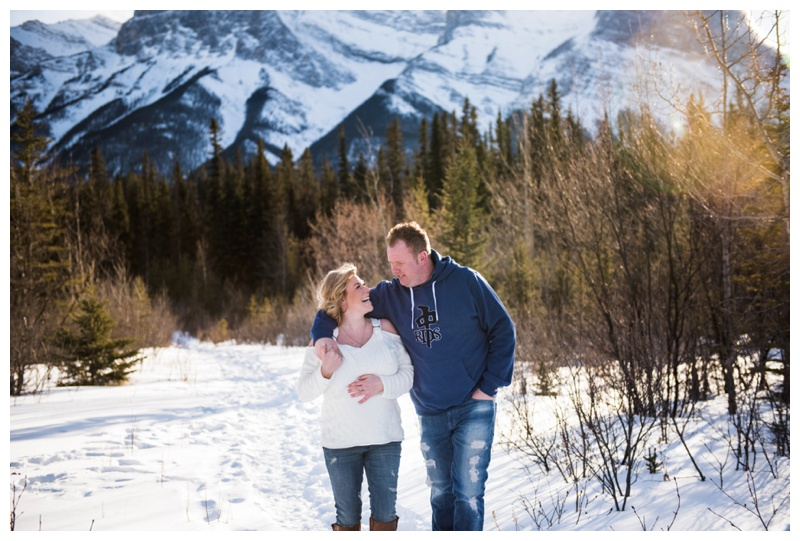 Canmore Alberta Maternity Photography