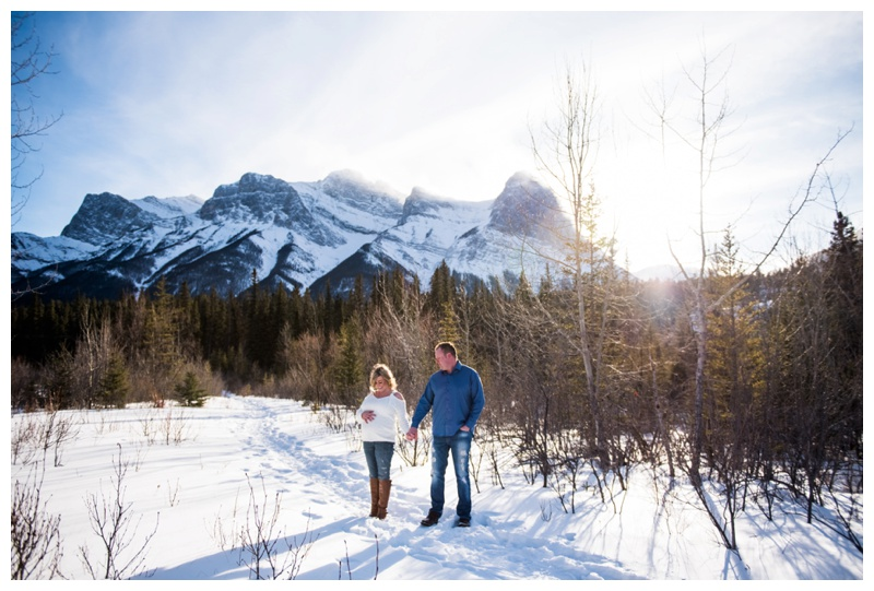 Canmore Maternity Photographer