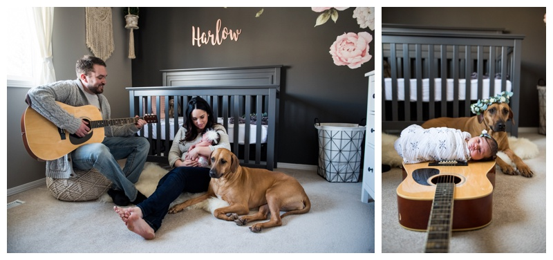 Cochrane In Home newborn Photographer