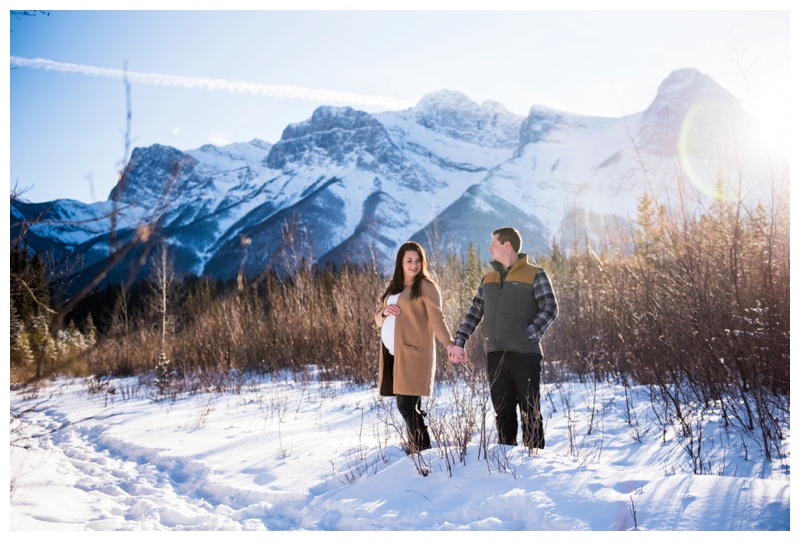 Maternity Photographer Canmore Alberta