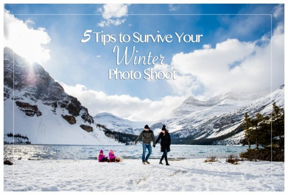 5 Tips to Survive Your Winter Photo Shoot | Calgary Family Photographer