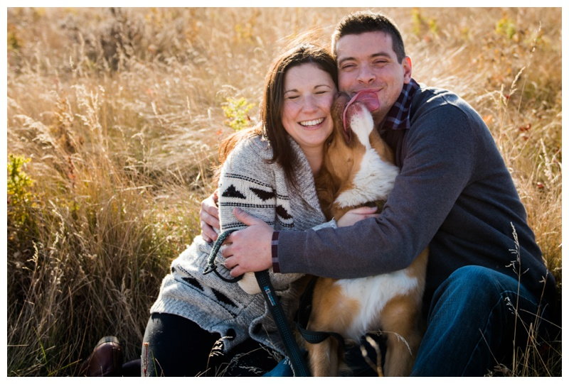 5 Tips For Including Your Dog In Your Engagement Photos