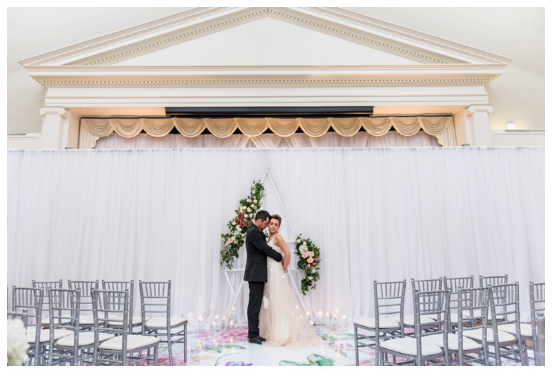 Calgary Greek Hall Wedding