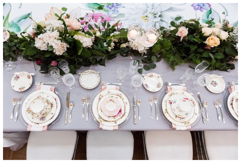 Calgary Head Table Wedding Decor