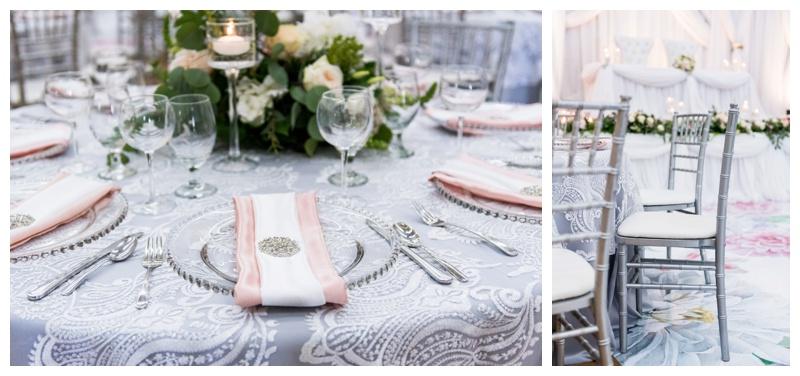 Calgary Wedding Reception Decor